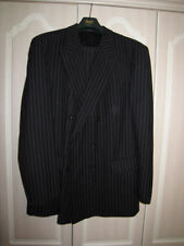 Four Button Wool Blend Long Suits & Tailoring for Men