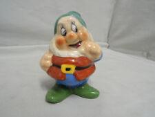Ceramica Zaccagnini Walt Disney Sette nani Gongolo – Made in Italy