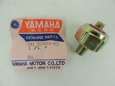 341-82504-02 NOS Yamaha Oil Pressure Switch Assembly 1973 TX500 1977 XS360 W2537