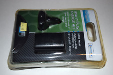 Stay N Play Charge Kit Hyperkin Black for Microsoft XBOX 360 Console System New