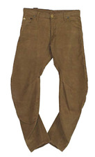 G-Star Herren Hose ARC 3D Loose Tapered Jeans Brown Mens Size UK W30L32*REF76-25