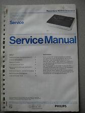 Philips N2515 Service Manual