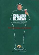 John Smith's Ale/Bitter Breweriana Advertising