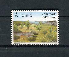 Aland  1999  Europa riserve e parchi naturali   Mnh