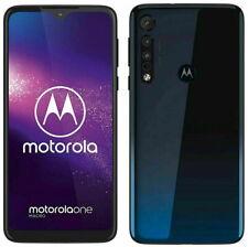 Motorola One Macro XT2016-2 64GB Hybrid GSM Unlocked Phone - Ultra Violet