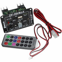 12V High Power Subwoofer MP3 Bluetooth Decoder Board Motorcycle Car Amplifier