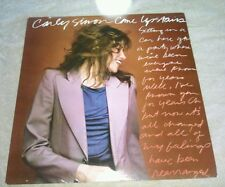 Carly Simon Come Upstairs LP 1980 Warner Brothers Inner Sleeve Stardust Them
