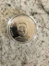 jim valvano fine silver coin.