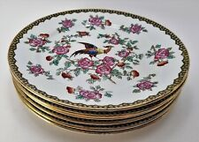 """Antique Devon Ware S F & Co Stoke On Trent England """"Old Bow"""" L. Straus & Son's"""