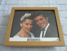 Framed Lobby card Front house Press Promo Photo The Delinquents kylie minogue