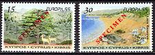 CYPRUS 1999 EUROPA CEPT - SPECIMEN MNH