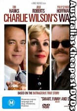 Charlie Wilson's War DVD NEW, FREE POSTAGE WITHIN AUSTRALIA REGION 4