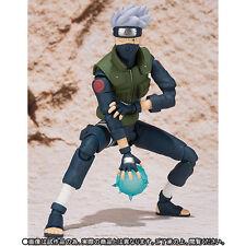 S.H. Figuarts Naruto Shippuden Kakashi Hatake figure Tamashii Exclusive Bandai