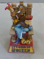 "Mary Engelbreit ""It's Good to Be Queen"" Figurine By Enesco"