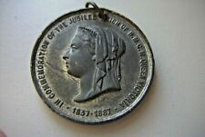 QUEEN VICTORIA   1837-1897  JUBILEE  OF  REIGN COMMEMORATION  MEDAL