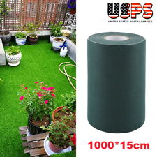 10m X15cm Self Adhesive Artificial Grass Jointing Tape Turf Lawn Carpet Seaming