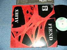 ALIEN SEX FIEND Japan 1984 LP WHO'S BEEN SLEEPING IN MY BRAIN