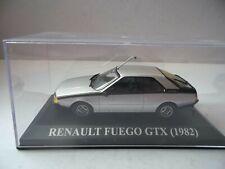 RENAULT Fuego GTX 1982 - Echelle 1/43 -
