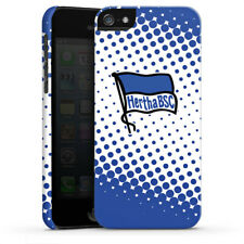 Apple iPhone 5 Premium Case Cover - Halftone