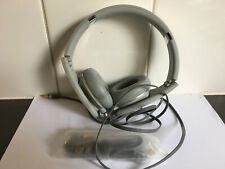 Monster DNA Pro 2 Noise Isolating Over-Ear Headphones White/Grey Very Clean
