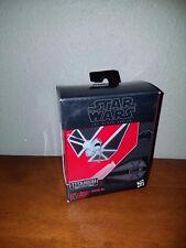 Disney Star Wars Titanium Diecast Tie Striker 30 New
