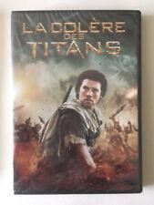 DVD LA COLERE DES TITANS NEUF ET EMBALLE