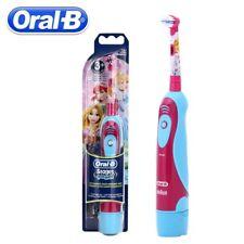 Braun Oral-B Kids Stages Advance Power Electric Toothbrush Disney Princess