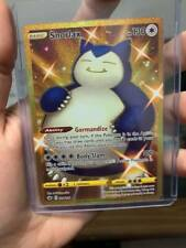 Repacked Booster Pokemon Chilling Reign Gold Snorlax & other cards. Read Details