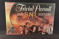 NEW 2004 TRIVIAL PURSUIT SNL DVD EDITION SATURDAY NIGHT LIVE BOARD GAME SEALED