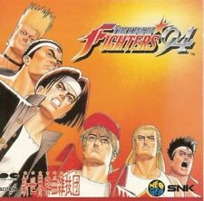 Official Japanese Audio CD SNK NEO GEO King Of Fighters 94 KOF AES MVS POCKET