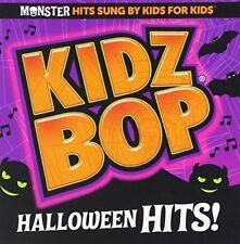 CD de musique halloween pour Pop, sur album