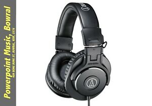 Audio Technica ATH-M30x Closed Back Stereo Headphones