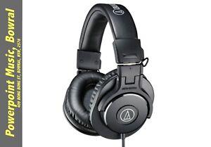 Audio Technica ATH-M30x Closed Back Stereo Headphones