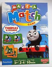 Thomas & Friends Make A Match Game Ages 3+ Fisher~Price