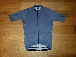 Ornot Full Zip House Jersey S/S USA MADE Gray LARGE