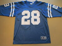 Vintage Marshall Faulk Indianapolis Colts Starter Jersey 52 XL