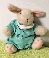 "MUFFY VANDERBEAR MERCY ME Hospital TOP DOC Hoppy Vanderhare 9"" No. Am. Bear Co"