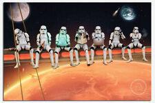Star Wars Original Stormtrooper en Vigas Póster Nuevo