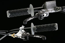 ASV C/5 Brake/Clutch Levers SET KTM 500 EXC /6 Days / XC-W (14-16) C5 Shorty Bla