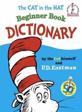 The Cat in the Hat Beginner Book Dictionary (I Can Read It All by Myself Beginne