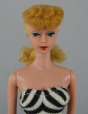 Vintage Barbie Blonde Ponytail #4 / #5 ? All Original EC