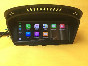 BMW E60 CCC Apple Carplay + Android Auto Interface Navigation Multimedia E61 E63