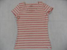 EDC by ESPRIT schönes rosa gestreiftes Shirt Gr. S NEU