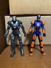 Hasbro Marvel Legends - War Machine & Iron Man Mark 27 - 2 Pack Loose Used 6""