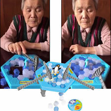 Creative Penguin Trap Icebreaker Kids Puzzle Desktop Ice Block Family Game Toy