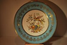 Aynsley Bird and Flower Plate    #9004