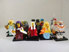 LEGO Collectable Mini Figure Series 9 Roman Emperor 71000-5 COL133 R1149