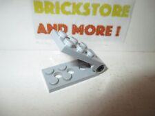 2x Wedge Aile Triple 2x4 4x2 47759 Black//noir//schwarz Lego