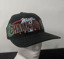 Vintage New York Yankees NEW ERA 1998 World Series Champions Snapback Hat Cap