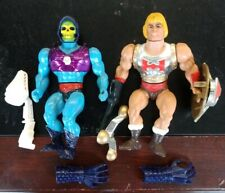 Vintage MOTU Masters of the Universe Terror Claw Skeletor Flying Fists He-Man